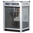 HARLEY-DAVIDSON METALLIC FLAMES POPCORN MACHINE 4 oz W/CART thumbnail