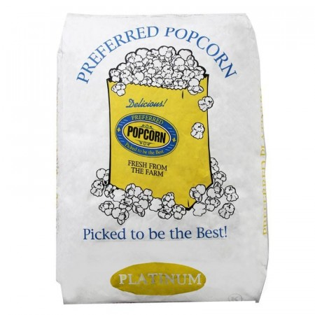 PREFERRED POPCORNMAIS 2,0 kg, 15,9 kg eller 22,68 kg