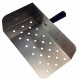 Nacho Scoop Large Stainless Steel
